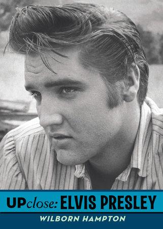 Elvis Presley by Wilborn Hampton