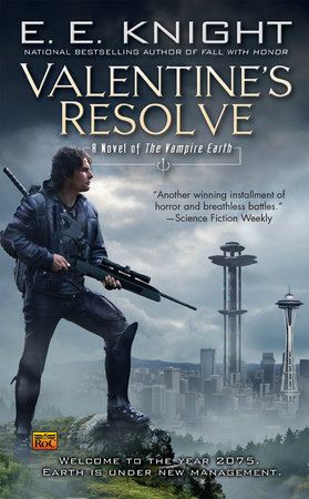 Valentine's Resolve by E.E. Knight