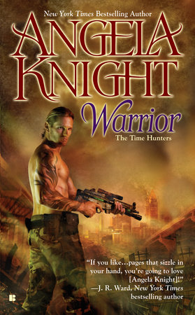 Warrior by Angela Knight
