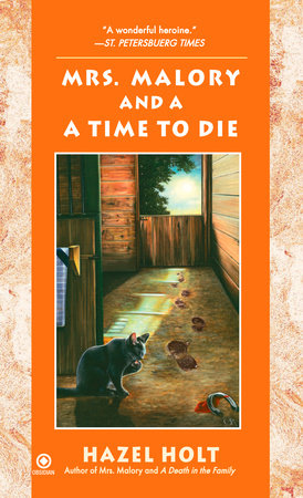 Mrs. Malory and A Time To Die by Hazel Holt