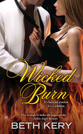 Wicked Burn by Beth Kery