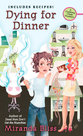 Dying for Dinner by Miranda Bliss
