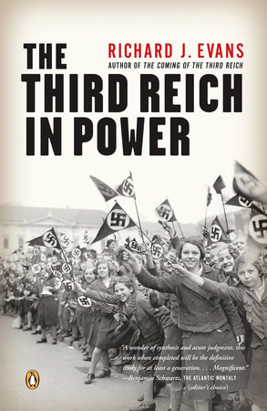 The Third Reich in Power by Richard J. Evans