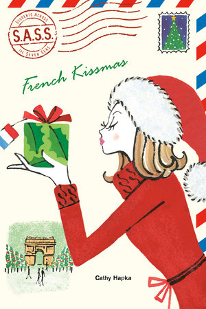 French Kissmas by Cathy Hapka