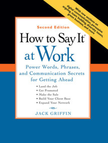 How to Say It® at Work