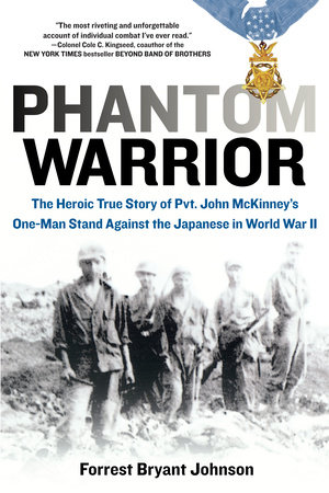 Phantom Warrior by Forrest Bryant Johnson