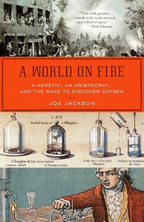 A World on Fire by Joe Jackson