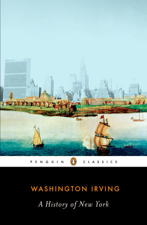 A History of New York by Washington Irving