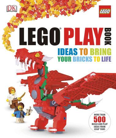 LEGO Play Book by Daniel Lipkowitz