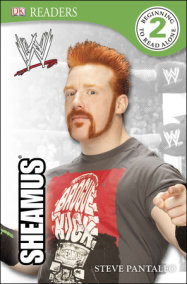 DK Reader Level 2:  WWE Sheamus