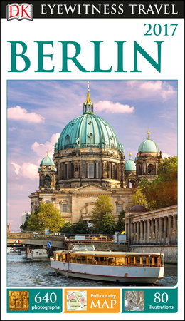 DK Eyewitness Travel Guide: Berlin