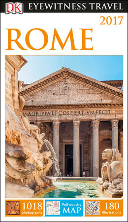 DK Eyewitness Travel Guide: Rome