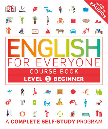 English for Everyone: Level 1: Beginner, Course Book