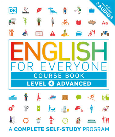 English for Everyone: Level 4: Advanced, Course Book (Library Edition)