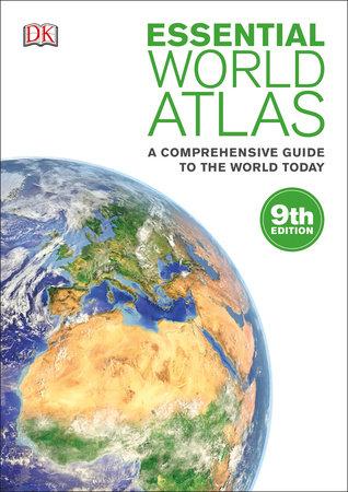 Essential World Atlas, 9th Edition