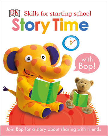 Skill for Starting School Story Time
