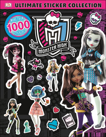 Ultimate Sticker Collection: Monster High