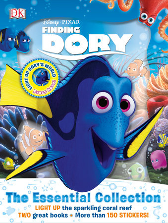 Disney Pixar Finding Dory: The Essential Collection