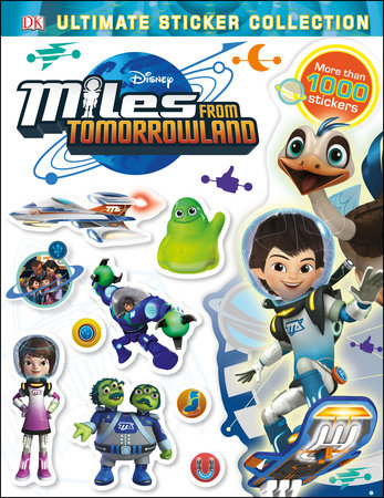 Ultimate Sticker Collection: Miles from Tomorrowland