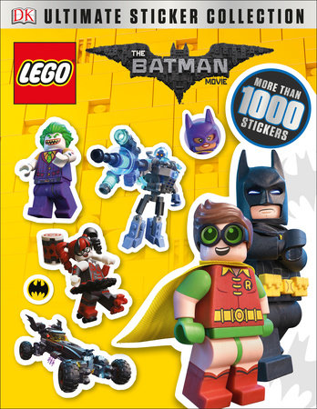 Ultimate Sticker Collection: THE LEGO® BATMAN MOVIE by DK