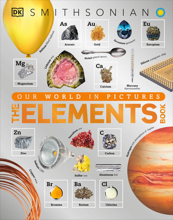 The Elements Book by DK