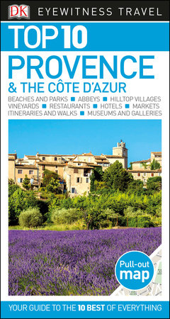 Top 10 Provence & the Cote d'Azur