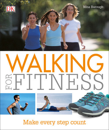 Walking For Fitness by Nina Barough