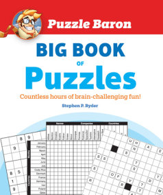 Puzzle Baron's Big Book of Puzzles