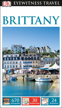 DK Eyewitness Travel Guide: Brittany