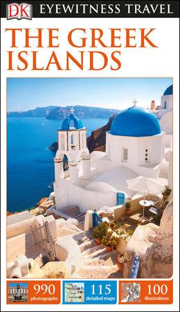 DK Eyewitness Travel  The Greek Islands