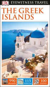 DK Eyewitness Travel  The Greek Islands