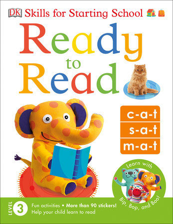 Skills for Starting School Ready to Read