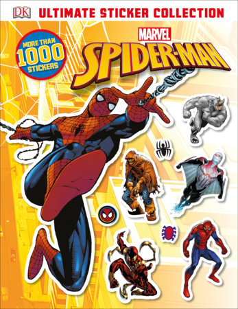 Ultimate Sticker Collection: Spider-Man