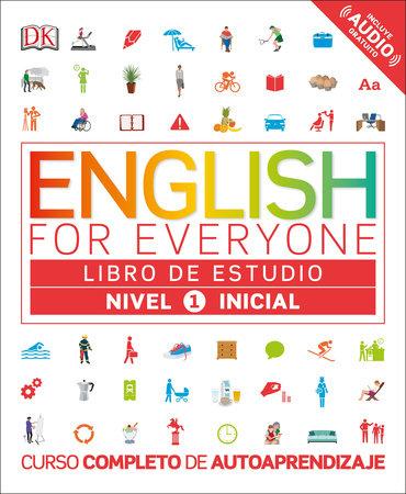 English for Everyone: Nivel 1: Inicial, Libro de Estudio