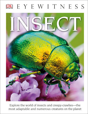 DK Eyewitness Books: Insect (Library Edition) by DK