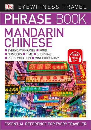 Eyewitness Travel Phrase Book Mandarin Chinese