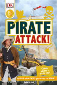 DK Readers L2: Pirate Attack!