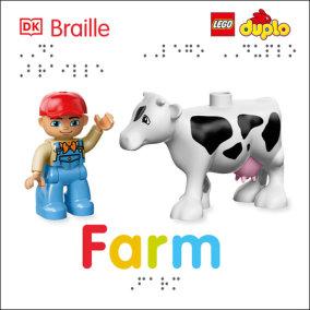 DK Braille: LEGO DUPLO: Farm
