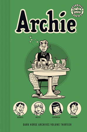 Archie Archives Volume 13