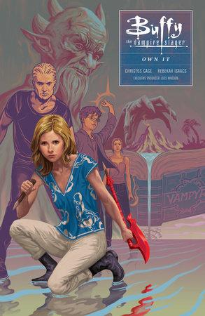 Buffy Season Ten Volume 6 by Joss Whedon and Christos Gage