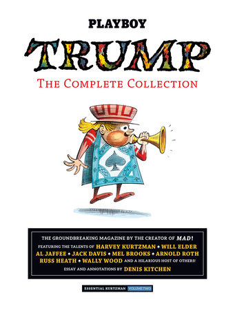 TRUMP: The Complete Collection- Essential Kurtzman Volume 2