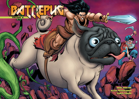 Battlepug Volume 5: The Paws of War