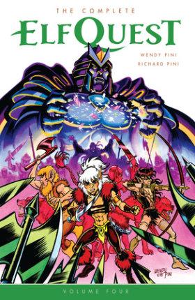 The Complete ElfQuest Volume 4