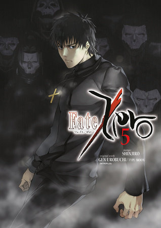 Fate/Zero Volume 5
