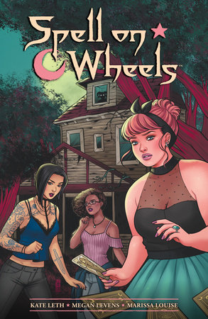 Spell on Wheels by Kate Leth