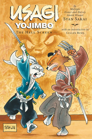 Usagi Yojimbo Volume 31: The Hell Screen
