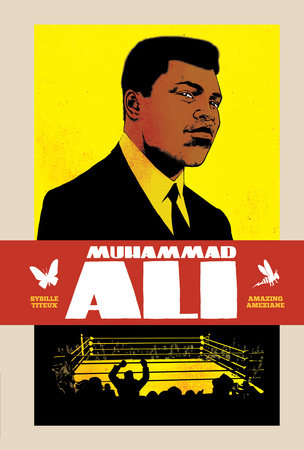 Muhammad Ali by Titeux Sybille