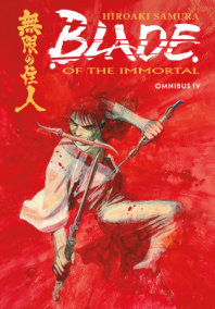 Blade of the Immortal Omnibus Volume 4