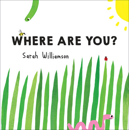 Where Are You? by Sarah Williamson