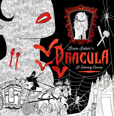 Dracula: A Coloring Classic